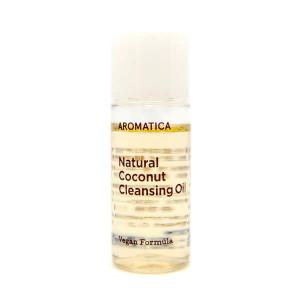 Органическое гидрофильное масло с кокосом AROMATICA Natural Coconut Cleansing Oil 8ml