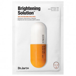 Осветляющая маска-детокс для лица Dr.Jart+ Dermask Micro Jet Brightening Solution 30g - 1шт.