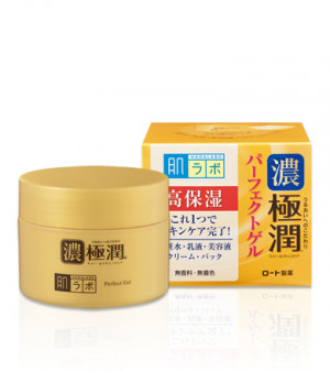 Премиум гиалуроновый гель для лица HADA LABO Koi-Gokujyun Perfect Gel 100g