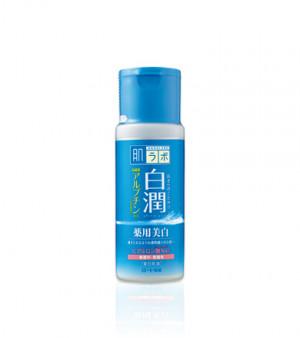 Отбеливающее молочко с арбутином HADA LABO Shirojyun Medicated Whitening Milk 140ml