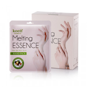Маска для рук  KOELF Melting Essence Hand Pack 14g x 10 шт