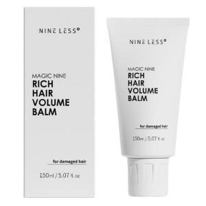 Питательный несмываемый бальзам для волос NINELESS Magic Nine Rich Hair Volume Balm 150ml