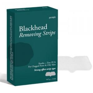 Очищающая полоска для носа против чёрных точек PETITFEE Blackhead Removing Strips 0.67g