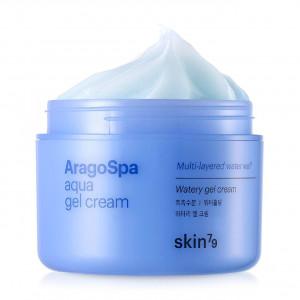 Крем-гель для лица Skin79 AragoSpa Aqua Gel Cream 100ml (Срок годности: до 24.07.2021)