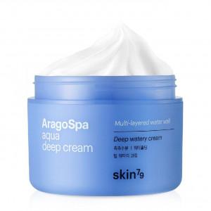 Крем для лица с термальной водой Skin79 AragoSpa Aqua Deep Cream 90ml