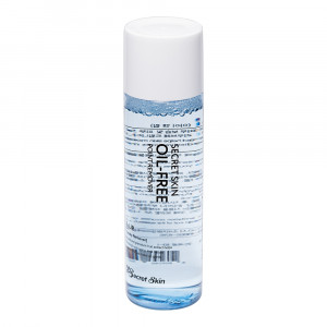 Жидкость для снятия макияжа с глаз и губ Secret Skin Oil-Free Point Remover Eye & Lip 100ml