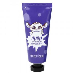Крем для рук c экстрактом голубики Secret Skin Mimi Hand Cream Blueberry 60ml
