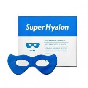 Гидрогелевые патчи под глаза VT COSMETICS Super Hyalon Eye Patch 8.1g x5шт.