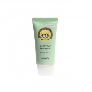 Успокаивающий BB крем Skin79  Angry Cat BB Cream Soothing SPF50+ PA+++ 30ml