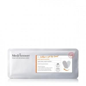 Пластырь для зоны подбородка ABOUT ME MediAnswer Collagen Lift-Up Band 3.8g