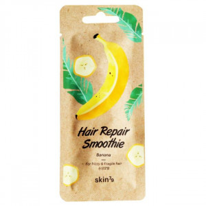 "Маска-смузи для волос ""Банан"" Skin79 Hair Repair Smoothie Banana 20ml (Срок годности: до 21.08.2021)"