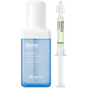 Увлажняющая эссенция и успокаивающий бустер для лица Dr.Jart+ Vital Hydra Solution Biome Essence + Green Shot 46.2ml