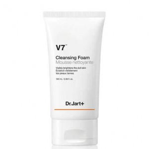 Витаминная пенка для умывания Dr.Jart+ V7 Cleansing Foam 100ml