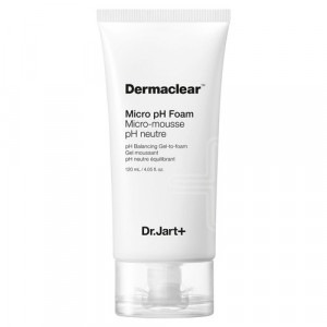 Гель-пенка для умывания восстанавливающая рН-баланс Dr. Jart+ Dermaclear Micro pH Foam Cleanser 120ml