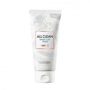 Очищающая пенка с белой глиной HEIMISH All Clean White Clay Foam 150ml