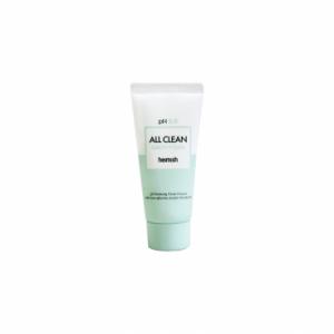 Мягкая очищающая пенка с экстрактом центеллы HEIMISH All Clean Green Foam 30ml