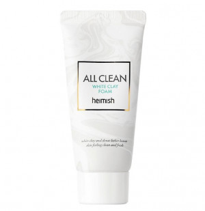 Очищающая пенка с белой глиной HEIMISH All Clean White Clay Foam 30ml