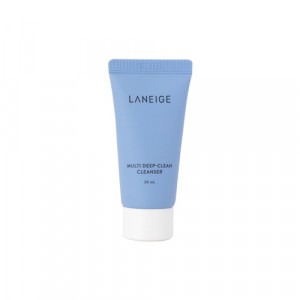Пенка для глубокого очищения кожи лица LANEIGE Multi Deep-Clean Cleanser 30ml
