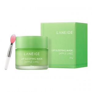 Ночная маска для губ с экстрактами яблока и лайма LANEIGE Lip Sleeping Mask Apple Lime 20g