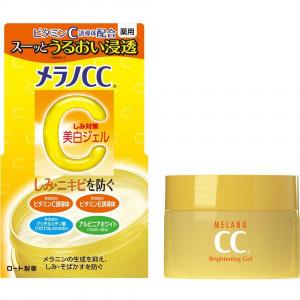Отбеливающий гель для лица против пигментации с витаминами C и E MELANO CC Vitamin C Brightening Gel 100g