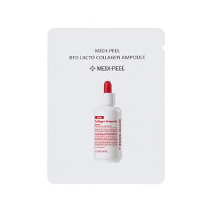 Восстанавливающая сыворотка с коллагеном и лактобактериями MEDI-PEEL Red Lacto Collagen Ampoule 1.5ml