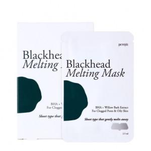 Тающая маска для носа против чёрных точек PETITFEE Blackhead Melting Mask 2.5ml - 1шт