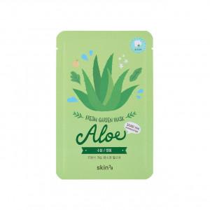 Тканевая маска для лица с алоэ Skin79 Fresh Garden Mask Aloe 23g