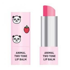 Двухцветный бальзам для губ Skin79 Animal Two-Tone Lip Balm Strawberry Panda 3.8g