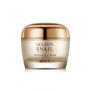 Крем для лица с золотом и муцином улитки Skin79 Golden Snail Intensive Cream 50ml