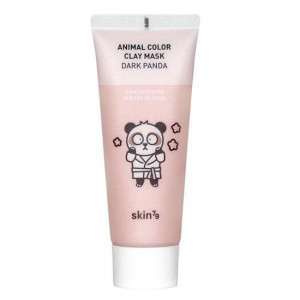 Осветляющая глиняная маска для лица Skin79 Animal Color Clay Mask Dark Panda 70ml (Cрок годности: 11.06.2021)