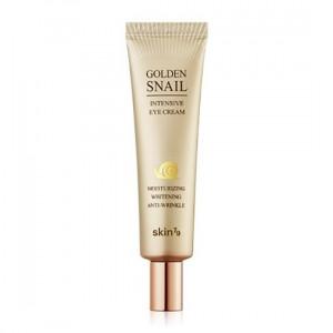 Крем для глаз с золотом и муцином улитки Skin79 Golden Snail Intensive Eye Cream 35ml