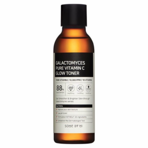 Антивозрастной тонер для лица с витамином С SOME BY MI Galactomyces Pure Vitamin C Glow Toner 200ml