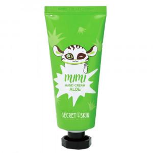 Крем для рук c экстрактом алоэ Secret Skin Mimi Hand Cream Aloe 60ml