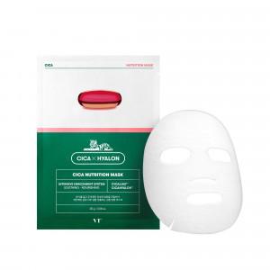 Питательная тканевая маска для чувствительной кожи VT COSMETICS Cica Nutrition Mask 28g
