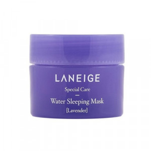 Зволожуюча нічна маска для обличчя з лавандою LANEIGE Water Sleeping Mask Lavender 15ml