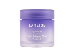 Зволожуюча нічна маска для обличчя з лавандою LANEIGE Water Sleeping Mask Lavender 70ml