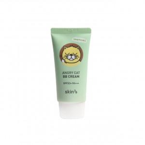 Заспокійливий BB крем Skin79  Angry Cat BB Cream Soothing SPF50+ PA+++ 30ml (Термін придатності: до 30.09.2021)