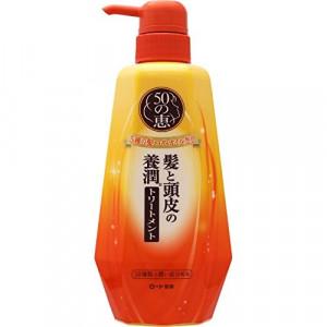Живильний колагеновий кондиціонер для волосся 50 MEGUMI Conditioner 400ml (Термін придатності: до 30.12.2021)