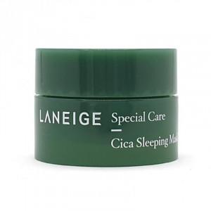 Нічна маска для проблемної шкіри обличчя LANEIGE Cica Sleeping Mask 10ml