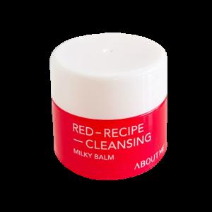 Очищаючий бальзам для обличчя ABOUT ME Red Recipe Cleansing Milky Balm 8ml