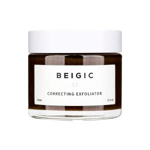 Кавовий скраб для обличчя BEIGIC Correcting Exfoliator 70ml