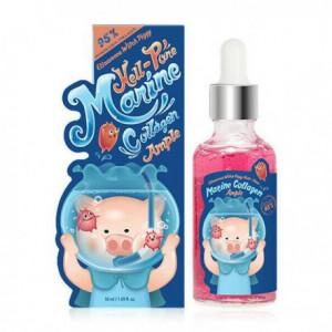 Сироватка для обличчя з морським колагеном Elizavecca Witch Piggy Hell-Pore Marine Collagen Ample 95% 50ml
