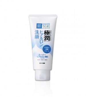 УЦІНКА! Гіалуронова пінка для вмивання HADA LABO Gokujyun Face Wash 100g (Термін придатності: до 30.11.2021)