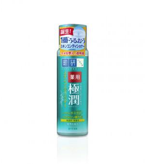 Лікувальний гіалуроновий лосьон для проблемної шкіри HADA LABO Medicated Gokujyun Skin Conditioner 170ml