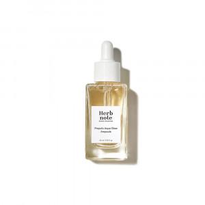 Ампульна сироватка для обличчя з прополісом Herbnote Propolis Aqua Glow Ampoule 45ml