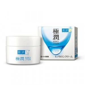 Гіалуроновий крем HADA LABO Gokujyun Hydrating Cream 50g