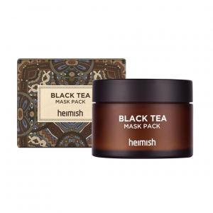 Заспокійлива маска для обличчя з чорним чаєм HEIMISH Black Tea Mask Pack 110ml