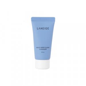 Пінка для глубокого очищення шкіри обличчя LANEIGE Multi Deep-Clean Cleanser 30ml