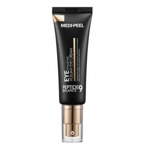 Омолоджуючий крем для шкіри навколо очей з пептидним комплексом MEDI-PEEL Peptide 9 Hyaluronic Volumy Eye Cream 40ml (Термін придатності: до 03.2022)
