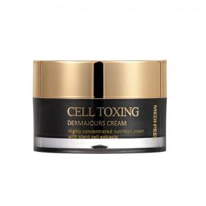 Антивіковий крем для обличчя зі стовбуровими клітинами MEDI-PEEL Cell Toxing Dermajours Cream 50ml